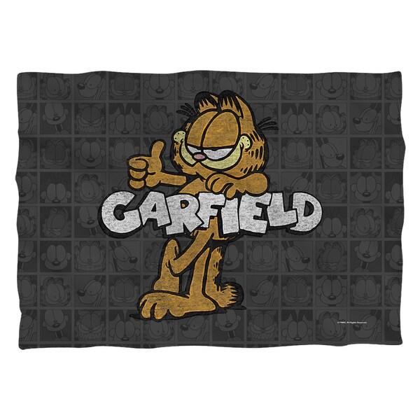 Garfield/Retro (Front/Back Print) Pillowcase Pillowcase