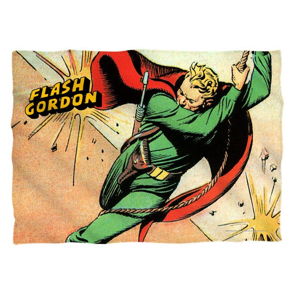 Flash Gordon/Space Pillowcase
