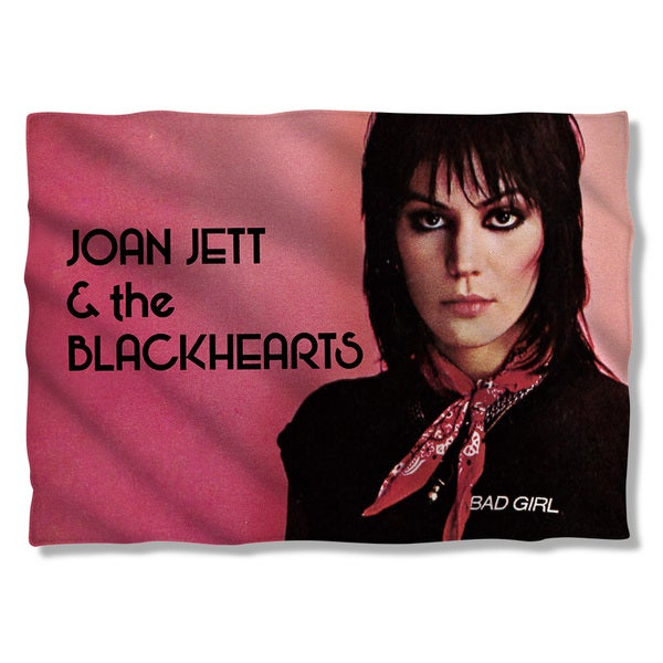 Joan Jett/Crimson and Clover Pillowcase