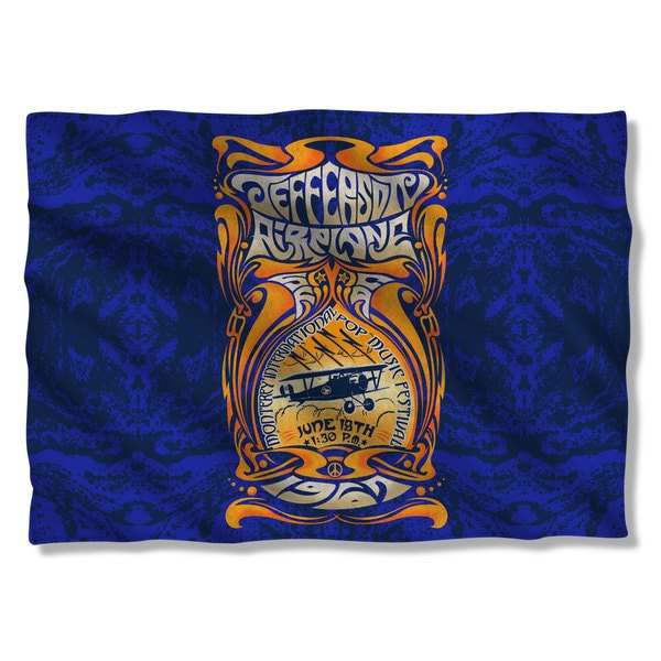 Jefferson Airplane/Monterey Pop Pillowcase