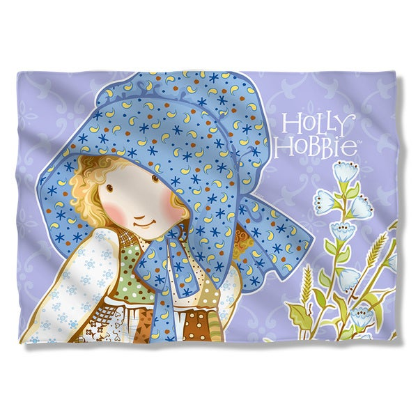 Holly Hobbie/Flowers Pillowcase
