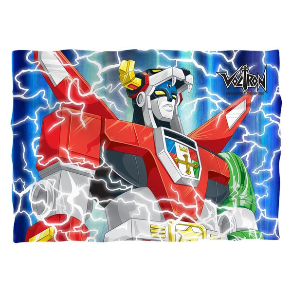 Voltron/Lightning Combine Pillowcase