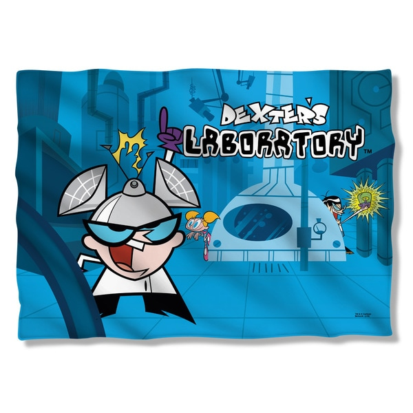 Dexters Lab/Lab Pillowcase