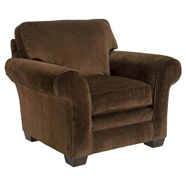 Broyhill Zachary Brown Armchair
