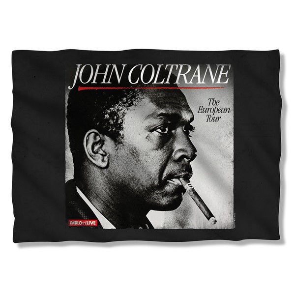 John Coltrane/Smoker Pillowcase