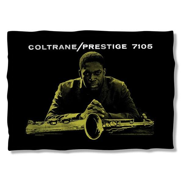 John Coltrane/Mellow (Front/Back Print) Pillowcase