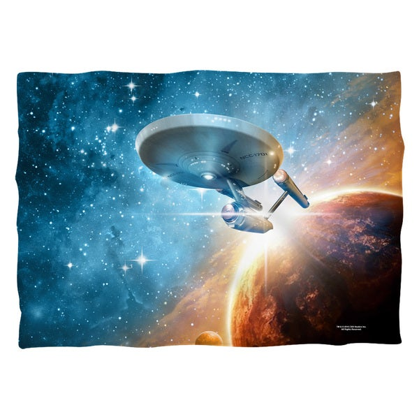 Star Trek/Final Frontier Pillowcase