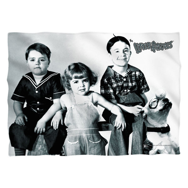 Little Rascals/The Gang Pillowcase