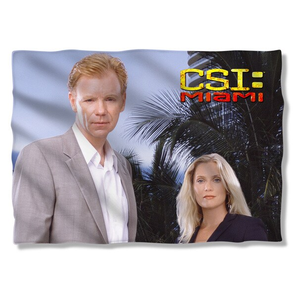 Csi Miami/Blue Sky Pillowcase