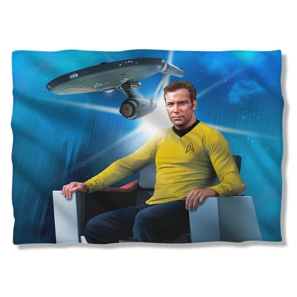 Star Trek/Captains Chair Pillowcase