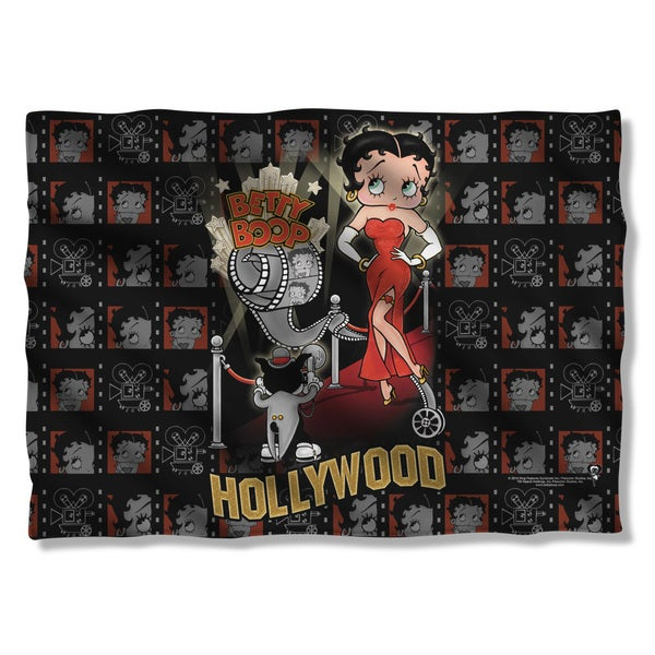 Boop/Hollywood Nights (Front/Back Print) Pillowcase