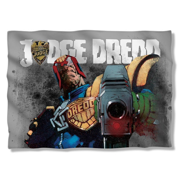 Judge Dredd/Last Words (Front/Back Print) Pillowcase
