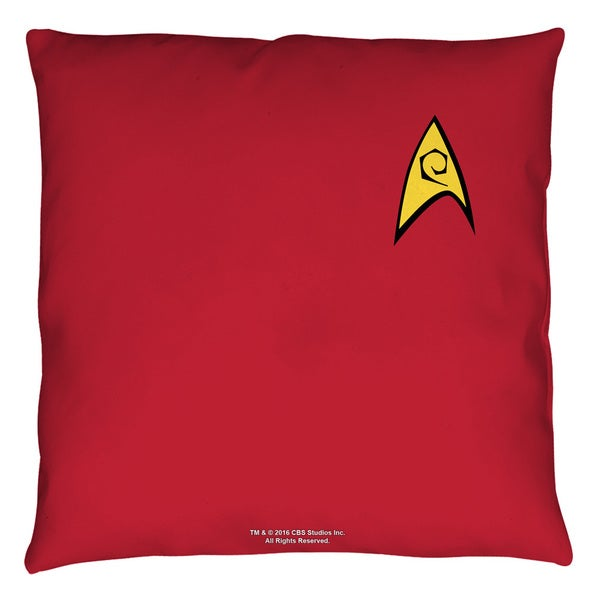 Star Trek/Engineering Throw Pillow