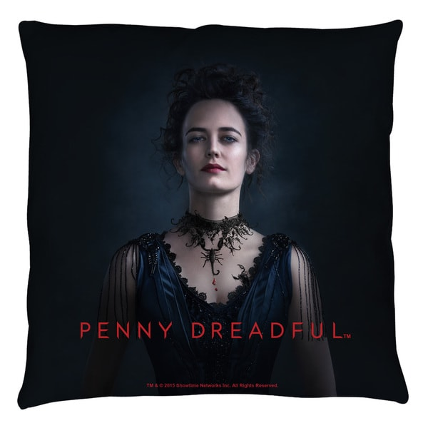 Penny Dreadful/Chandler And Ives Throw Pillow