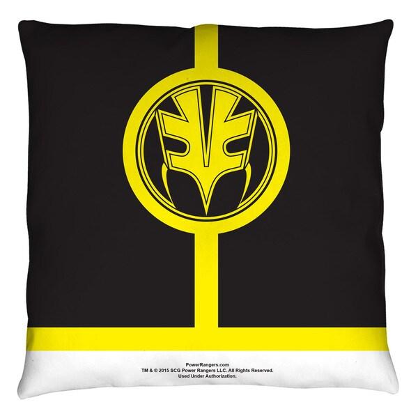 Power Rangers/ Ranger Throw Pillow