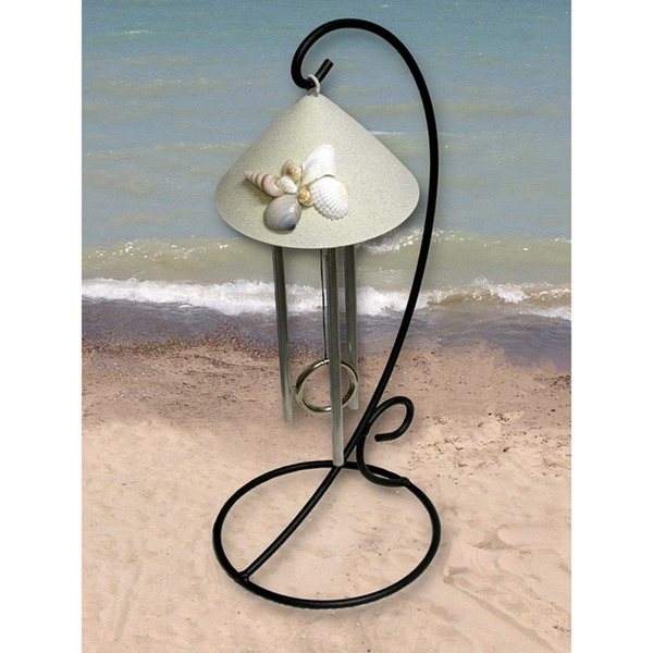 Seashell Sprite Solar Powered Indoor Chime 19683015