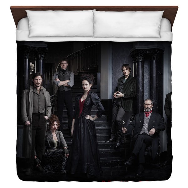 Penny Dreadful/Stair Cast Duvet Cover