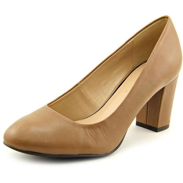 H by Halston Women's 'Lenna' Leather Dress Shoes