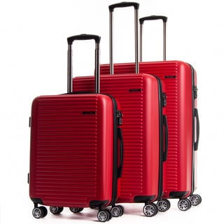 CalPak Tustin 3-piece Hardside Expandable Spinner Luggage Set