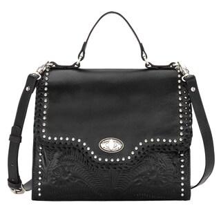 American West Hidalgo Leather Handbag
