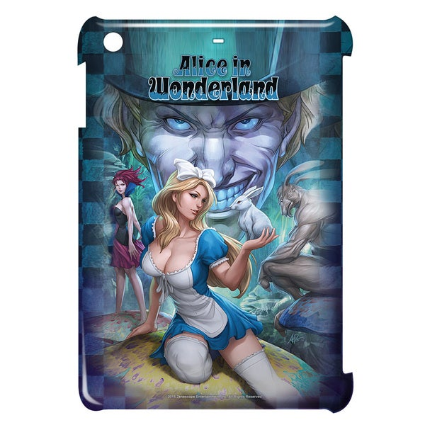 Zenescope/Alice Graphic Ipad Mini Case