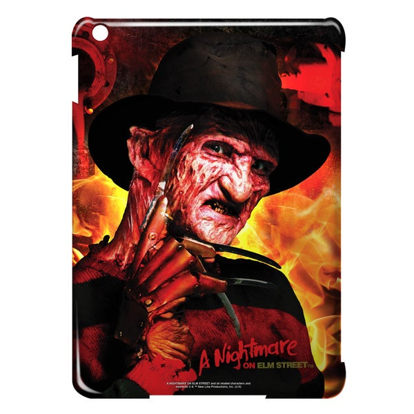 Nightmare Of Elm Street/Freddy'S Boiler Room Graphic Ipad Air Case