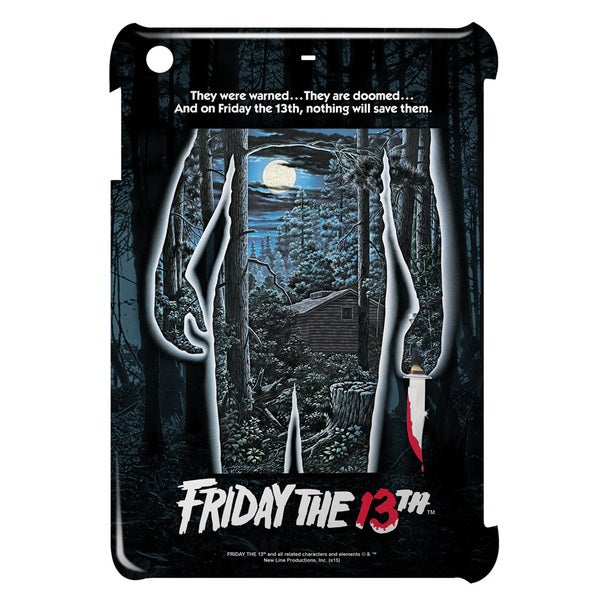 Friday The 13Th/Poster Graphic Ipad Mini Case