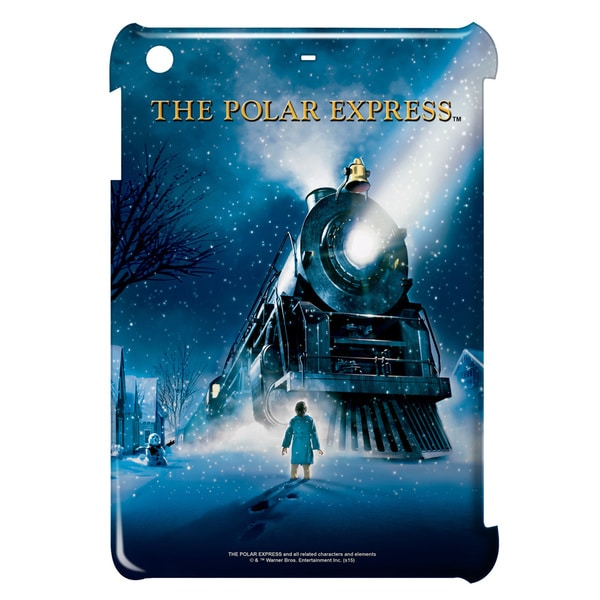 Polar Express/Poster Graphic Ipad Mini Case