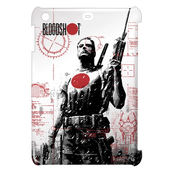 Bloodshot/Take Aim Graphic Ipad Mini Case
