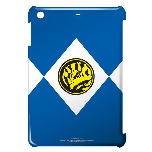 Power Rangers/Blue Ranger Graphic Ipad Mini Case