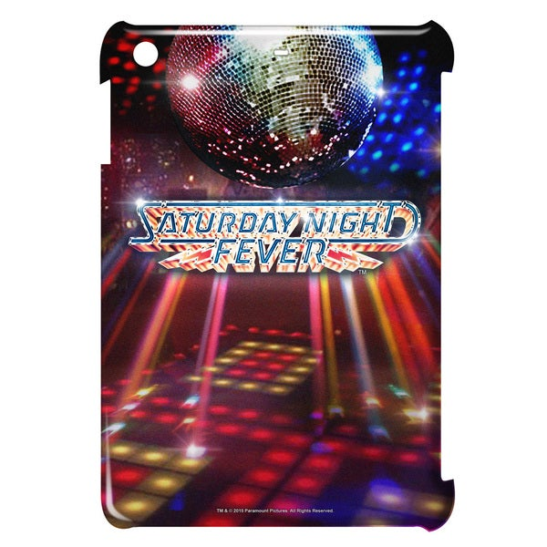 Saturday Night Fever/Dance Floor Graphic Ipad Mini Case