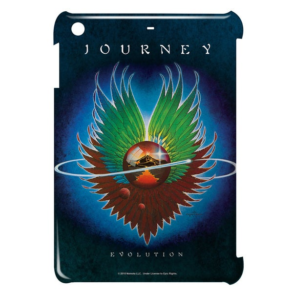Journey/Evolution Home Graphic Ipad Mini Case