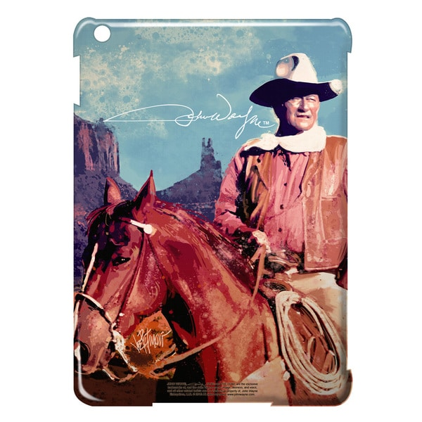 John Wayne/Monument Man Graphic Ipad Air Case