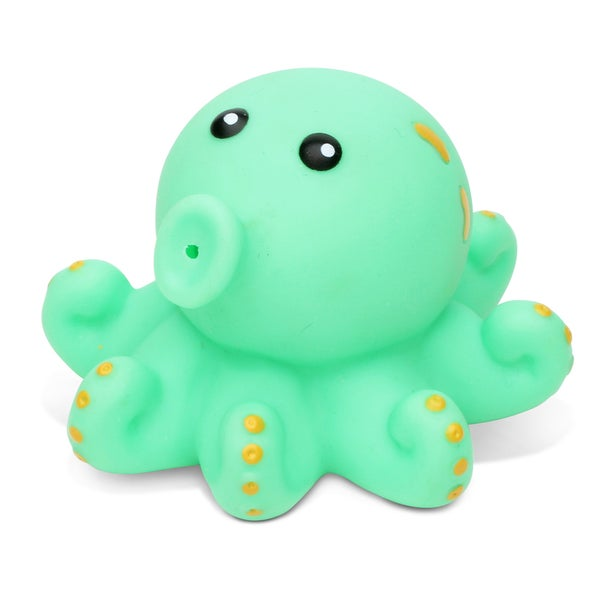Puzzled Octopus Squirter Bath Toy