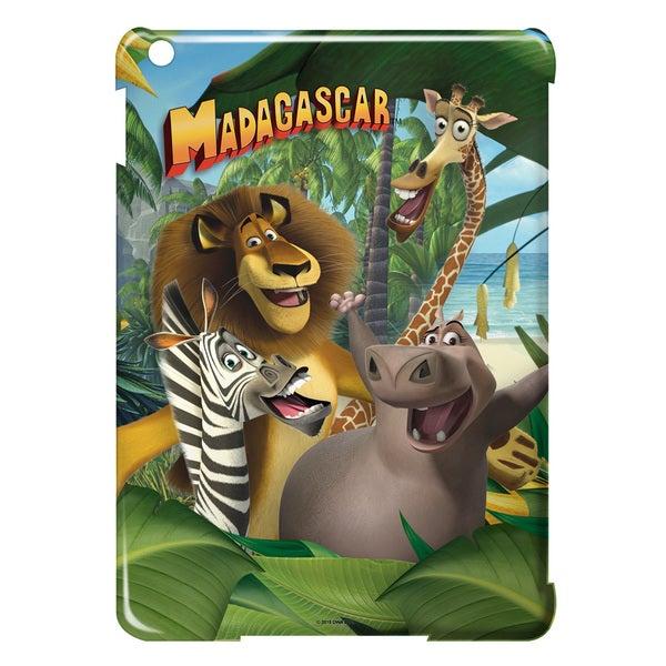 Madagascar/Jungle Time Graphic Ipad Air Case