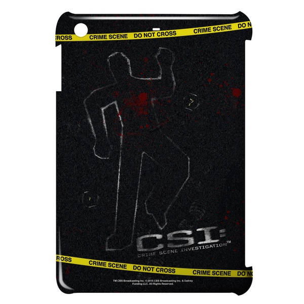 Csi/Outline Graphic Ipad Mini Case