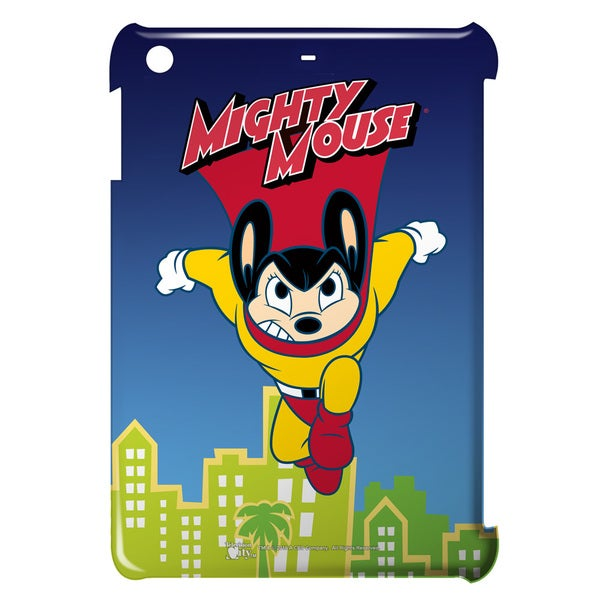 Mighty Mouse/City Watch Graphic Ipad Mini Case