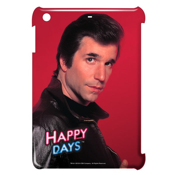 Happy Days/Red Fonz Graphic Ipad Mini Case