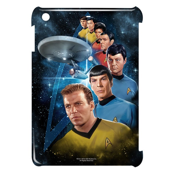 Star Trek/Among The Stars Graphic Ipad Mini Case