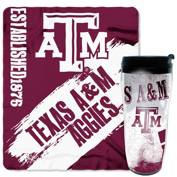 The Northwest Company COL 229 Texas A and M Mug n Snug Set