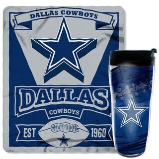 NFL Cowboys Mug N Snug Set