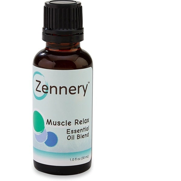 Zennery 1-ounce Muscle Relaxer Essential Oil Blend