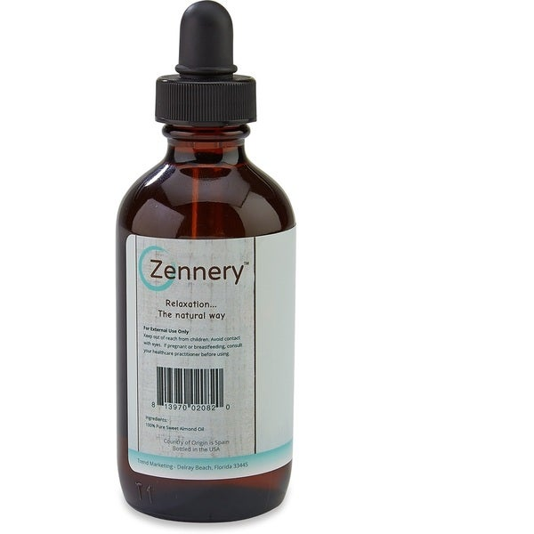 Zennery 1-ounce Sweet Almond Oil