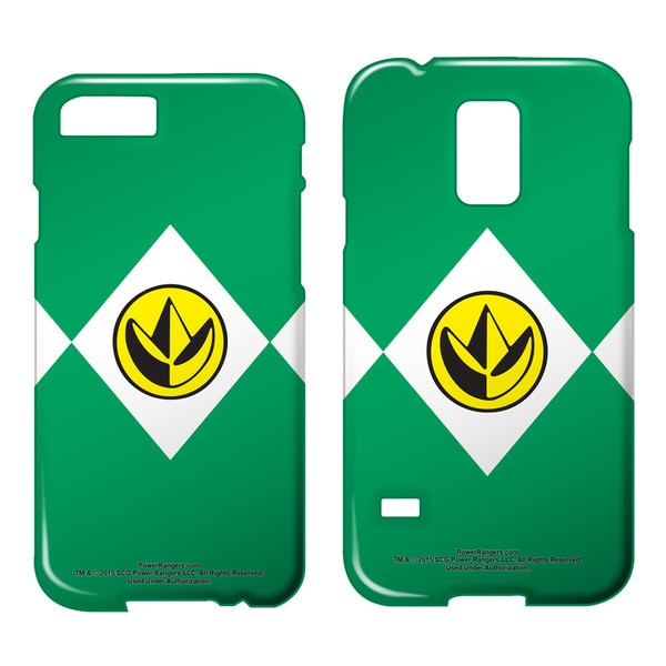 Power Rangers/Green Ranger Barely There Smartphone Case (Multiple Devices) in White