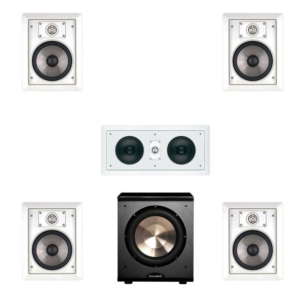 JBL Surround Sound In-wall Speaker System