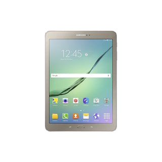 Samsung Galaxy Tab S2 9.7 T815 Gold Factory Unlocked GSM International Version No Warranty Tablet