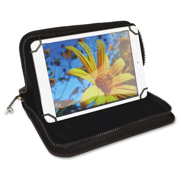 IdeaStream Carrying Case (Pouch) for Tablet, iPad mini - Black - Black