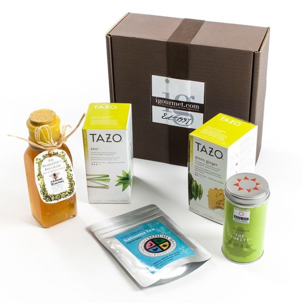 igourmet The Green Tea Gift Box