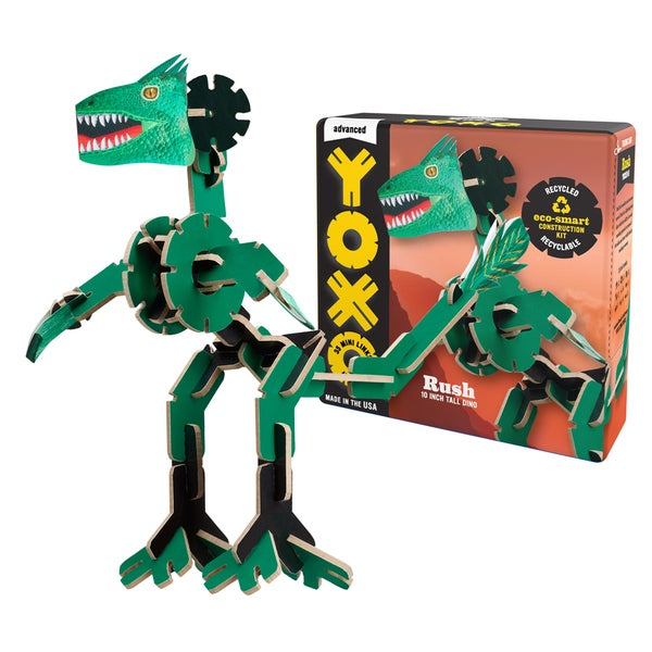 YOXO Rush Dino Construction Kit