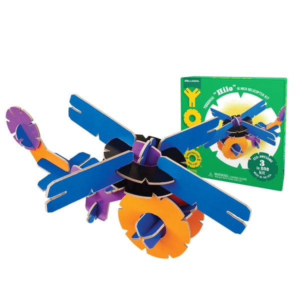 Yoxo Hilo Helicopter 3-in-1 Kit